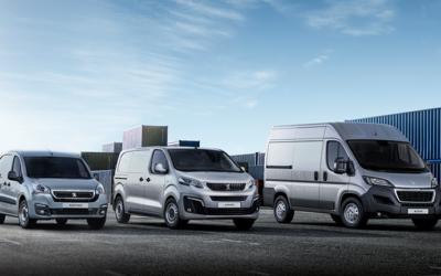 All-inclusive på gule plader med Peugeot LeasingPRO